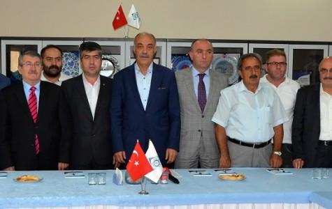 Erzurum'daki TSO'lardan Ortak Bildiri