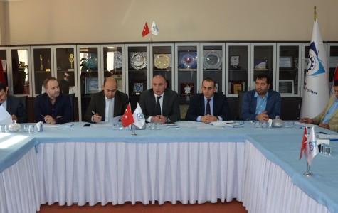 2. OSB Tahsis Komisyonu Yatırımcılarla Son Toplantısını Yaptı