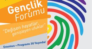 Türkiye Gençlik Forumu Başvuruları Başlamıştır
