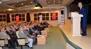 """22. Sultan Sekisi, """"ER-ÇİM-SAN"""" Gündemiyle Toplandı"""
