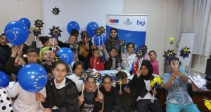 AB Bilgi Merkezi, Kadın ve Çocuklara AB'yi Tanıttı