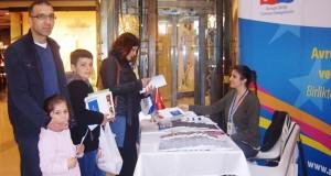 ETSO AB Bilgi Merkezi Bilgilendirmeye Devam Ediyor