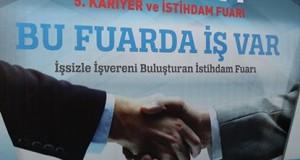 Erzurum 5. Kariyer Günleri ve İstihdam Fuarı