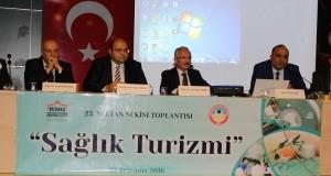 23. Sultan Sekisi Toplantısında Sağlık Turizmi Konuşuldu