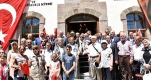 Erzurum Kongresi'nin 97. Yıldönümü Coşkuyla Kutlandı