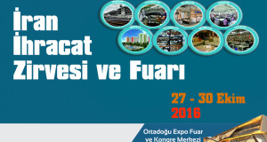 İran İhracat Fuarı ve Ticaret Zirvesi