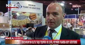Meclis Başkanımız Saim Özakalın Koza TV'ye Röportaj Verdi