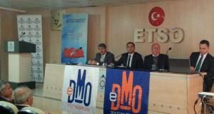 DMO'dan ETSO Üyelerine Katalog Sunumu