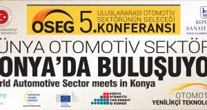 OSEG-Otomotiv sektörünün Geleceği ve Çözümü – Konferans