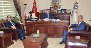 GİB Başkan Vekili Okumuş'tan ETSO'ya ziyaret