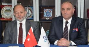 Başbakan Yardımcısı Akdağ'dan ETSO'ya ziyaret