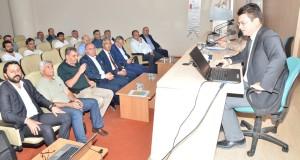 ETSO'da 'Yapılandırma' Toplantısı