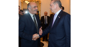 """""""YENİ SİSTEM, EKONOMİYE YENİ UFUKLAR AÇSIN"""""""
