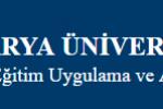 Sakarya Üniversitesi Sürekli Eğitim Uygulama ve Araştırma Merkezi – Uzlaştırmacı Eğitimi