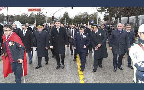 TÜRK POLİS TEŞKİLATI 174. YAŞINDA