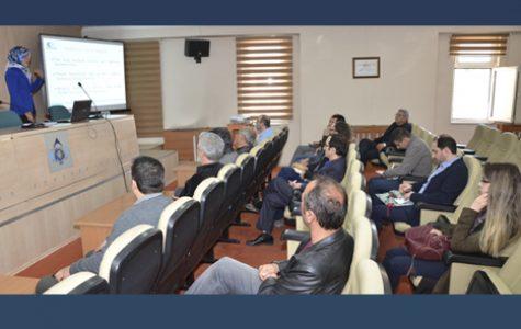 ETSO ÜYELERİNE KOSGEB DESTEKLERİ ANLATILDI