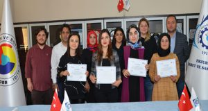 'GELECEĞİ YAZAN KADINLAR PROJESİ'NİN ERZURUM FİNALİ YAPILDI